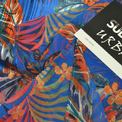 "SUBLITEX presents ""URBAN"" Collection of printed polyester fabrics - Sublitex"